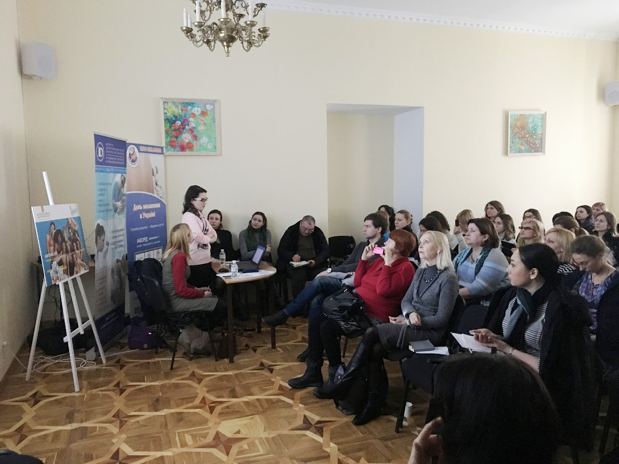 Open lecture was held on March 7 before the Melanoma Day